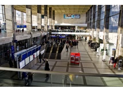 Vienna Railway Station